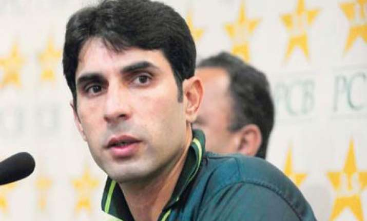 misbah wants pcb to start grooming future captain
