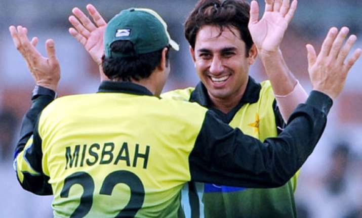 misbah believes ajmal gives pakistan an edge
