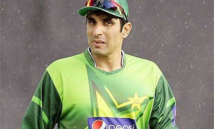 misbah ul haq suspended from galle test