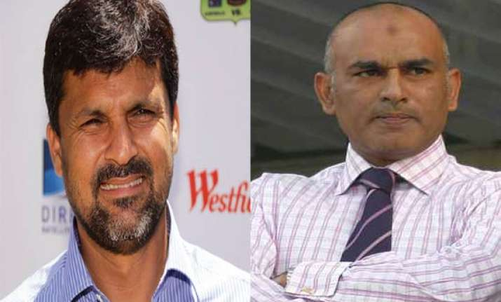 moin khan new coach aamir sohail removed as chief selector