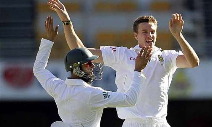morkel smith lead south african comeback in second test