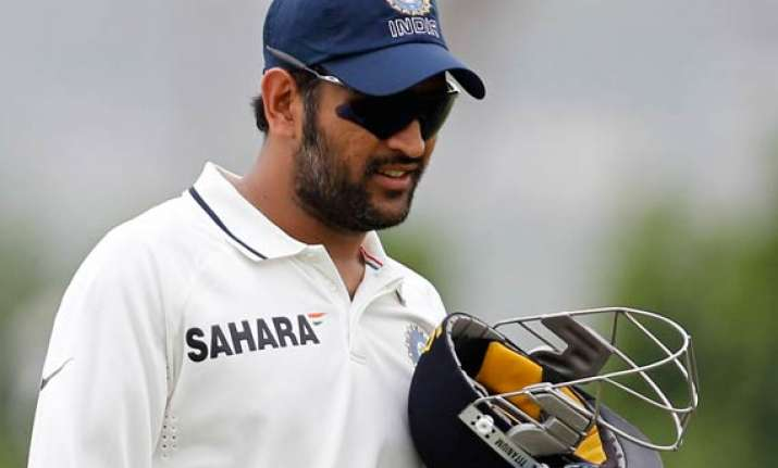 my plan was ruined because of rain says dhoni