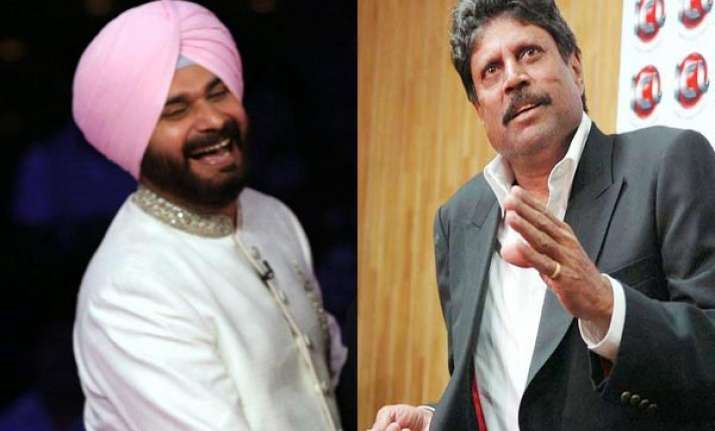navjot sidhu to do comedy nights with kapil