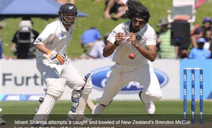 new zealand india scoreboard stump day 3 2nd test