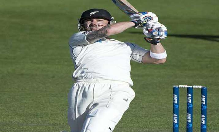 new zealand 252 5 at stumps on day 3 vs. india