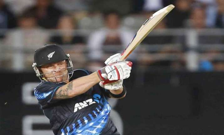 new zealand beats west indies in rainy 1st t20