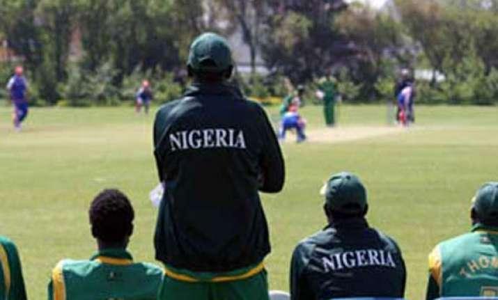 nigeria cricket team to tour sri lanka