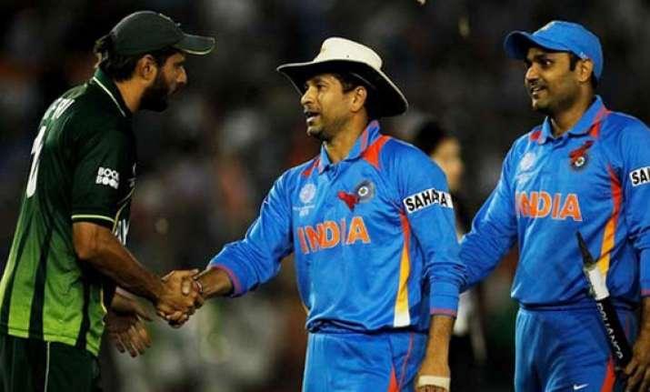 no indo pak bilateral cricket ties in near future