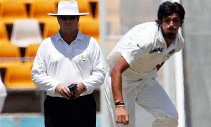 no injury worries for ishant sharma indian team management