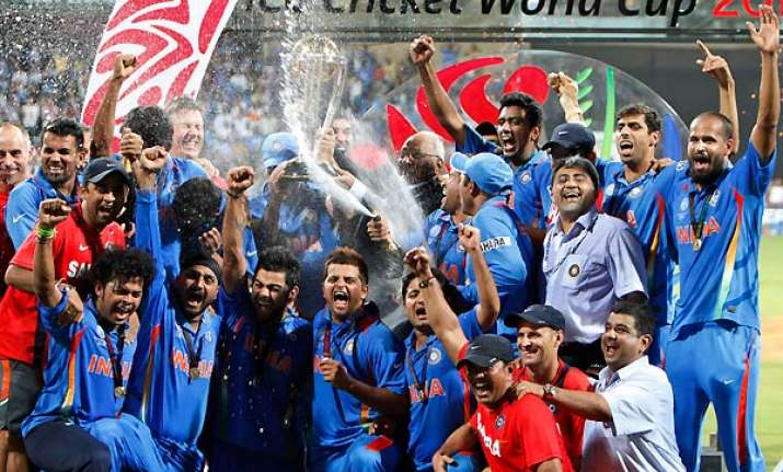 no wild night long celebrations for indian team