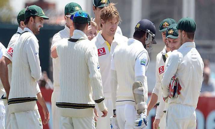 no evidence of ball tampering against aussies icc