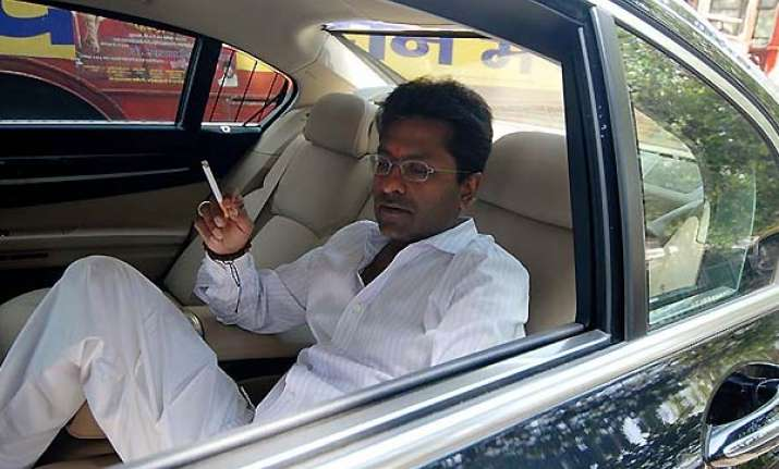 not enough evidence against lalit modi chennai police