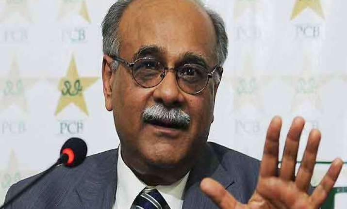 pcb chief najam sethi suspended reinstated two hours later