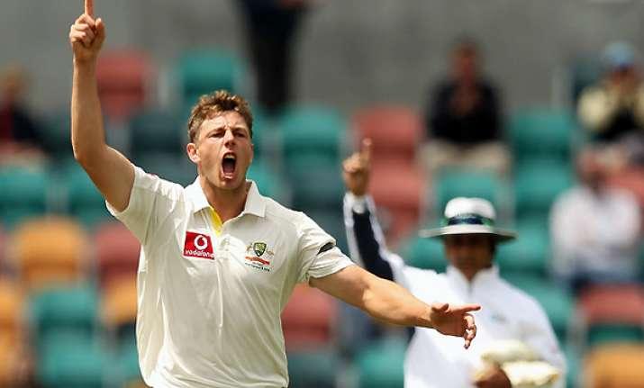 paceman pattinson recalled for australia