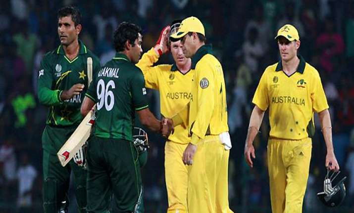 pak aus mulling five match series prior to world t20