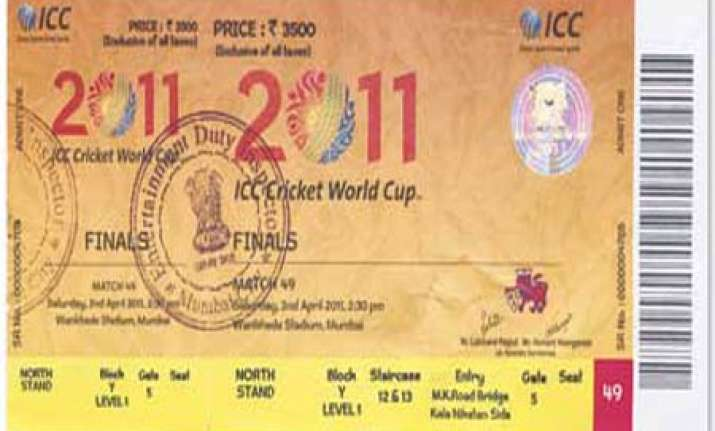 pak nationals want to sell 3 000 wc final tickets