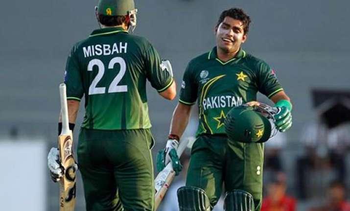 impressive pakistan crush kenya by 205 runs