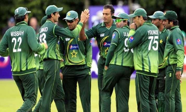 pakistan seals odi series win over ireland