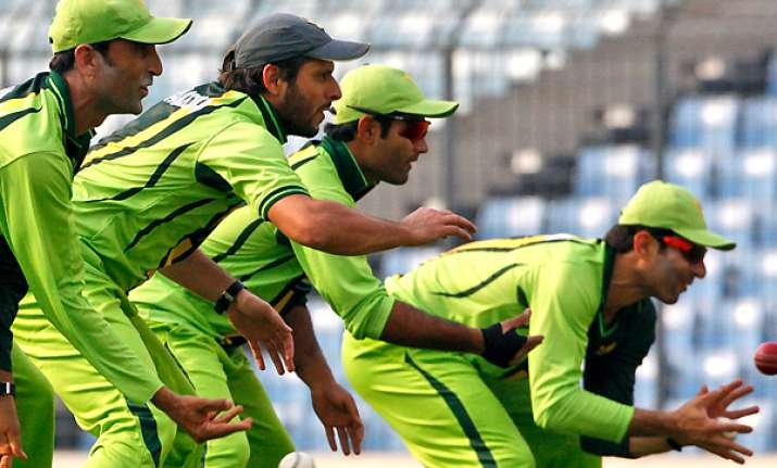 pakistan s flair up against lankan consistency