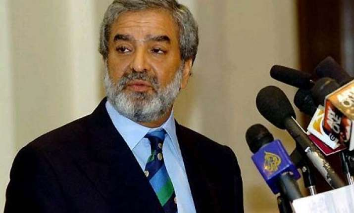 pakistan should not tour india ehsan mani