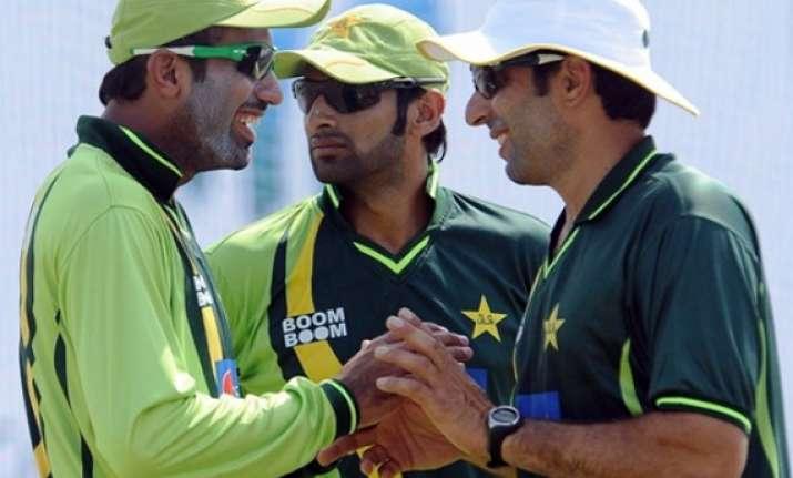 pakistan to focus on fielding against lanka in second dubai