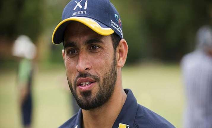 pakistani bowler ahmed closer to ashes selection