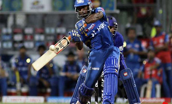 peterson rayudu steal win for mumbai with incredible hitting