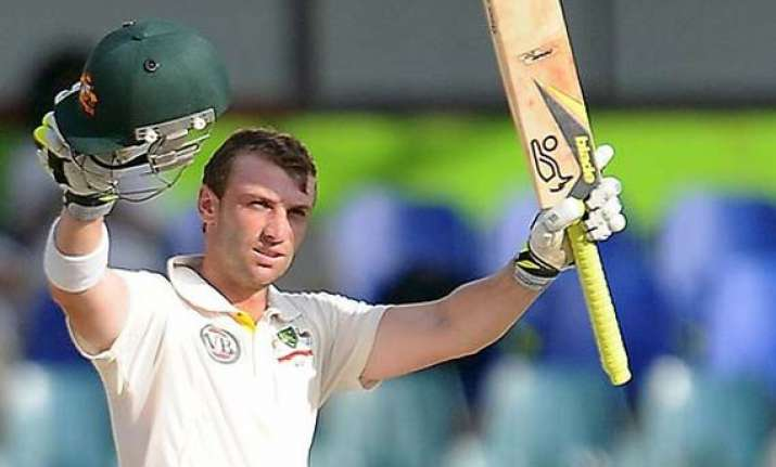 phil hughes confident on eve of test return