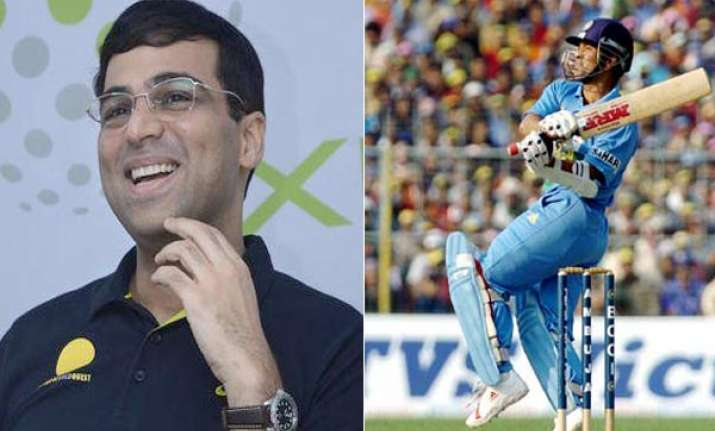 play as long as you enjoy anand tells sachin tendulkar