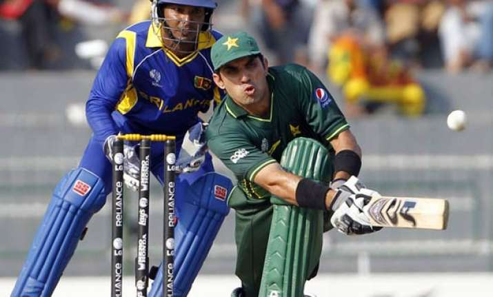 playing for pakistan is like mental torture says misbah ul