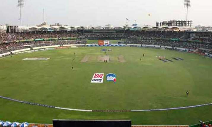 police lathicharge on cricket fans at bca stadium