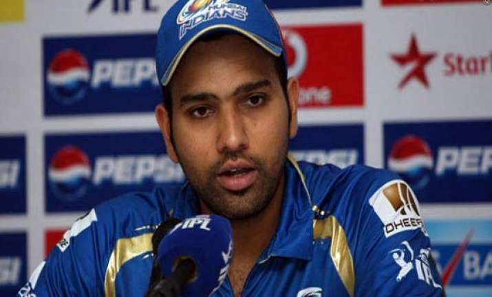 pollard has been spoken to after ugly spat with starc rohit