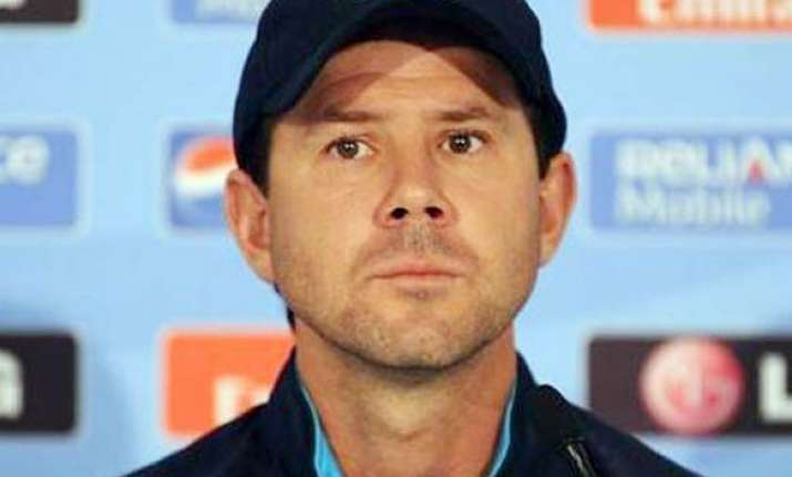 ponting admits he ll have to play with pain during world cup