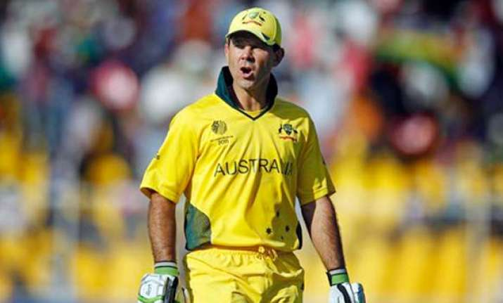 ponting breaks appearance record at world cup