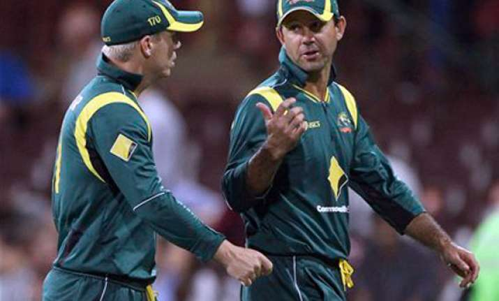 ponting dropped from australia s odi squad
