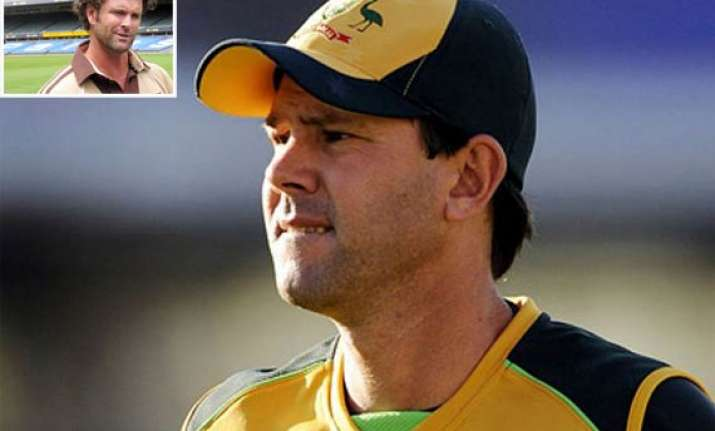 ponting is elephant in the room says cairns