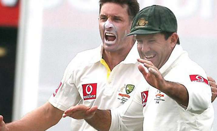ponting or hussey in line to be axed from india series