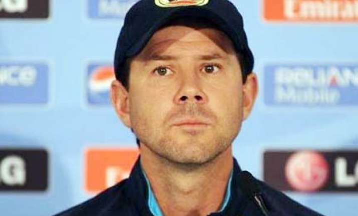 ponting supports icc decision on 10 team wc in 2015