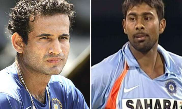 praveen kumar irfan pathan return to team india for tri