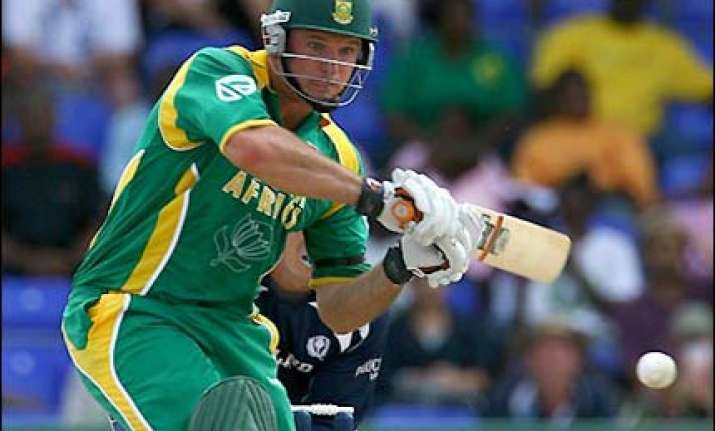 proteas gear up for world cup with warm up tie against