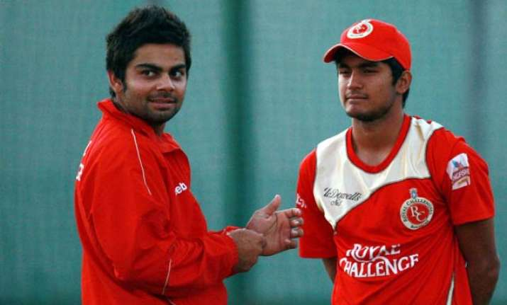 rcb start as firm favourites against kochi tuskers