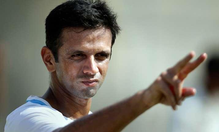 dravid announces retirement from international cricket
