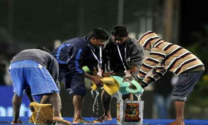 rain scare over 5th odi as india seek to clinch series