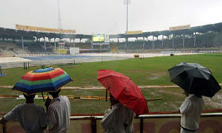 rain could be dampener for ind pak odi face off in chennai