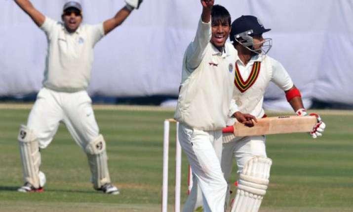 rajasthan beats haryana enters ranji trophy final