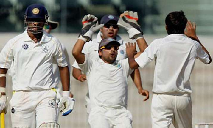 rajasthan in command on day 3 of ranji final