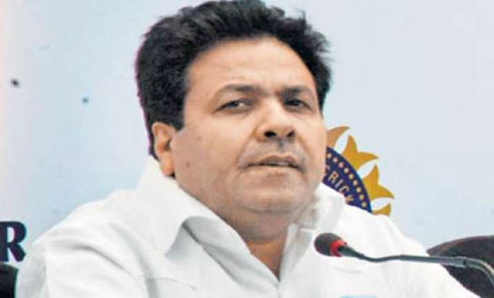 rajiv shukla refuses to speak on himachal cricket body row