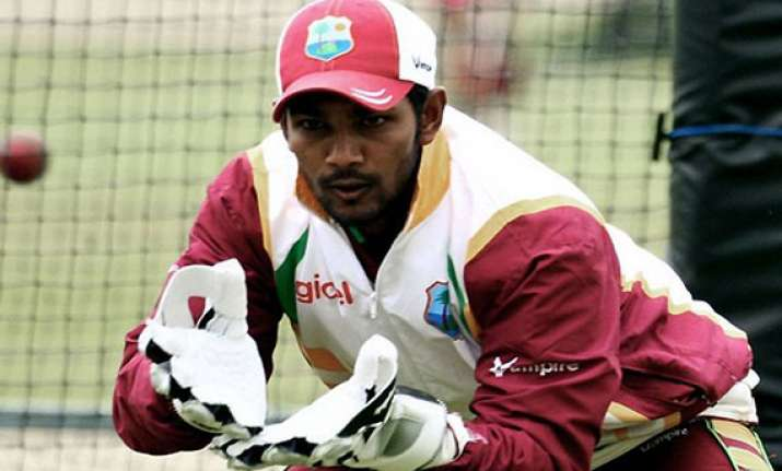 ramdin raring to make his recall count