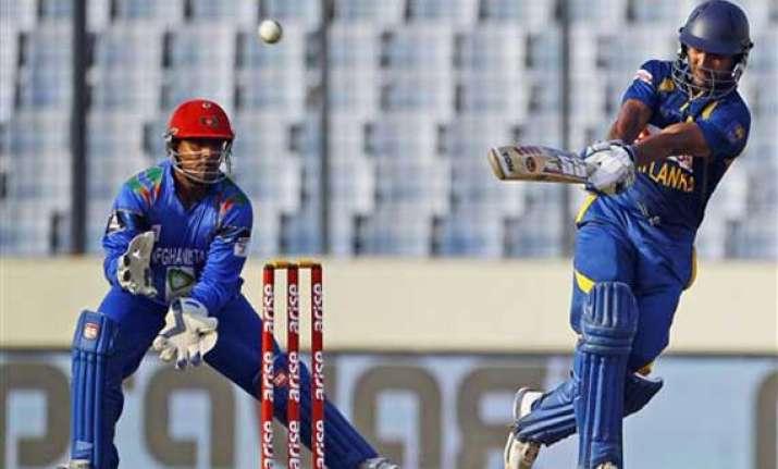 asia cup rampaging sri lanka take on lowly bangladesh