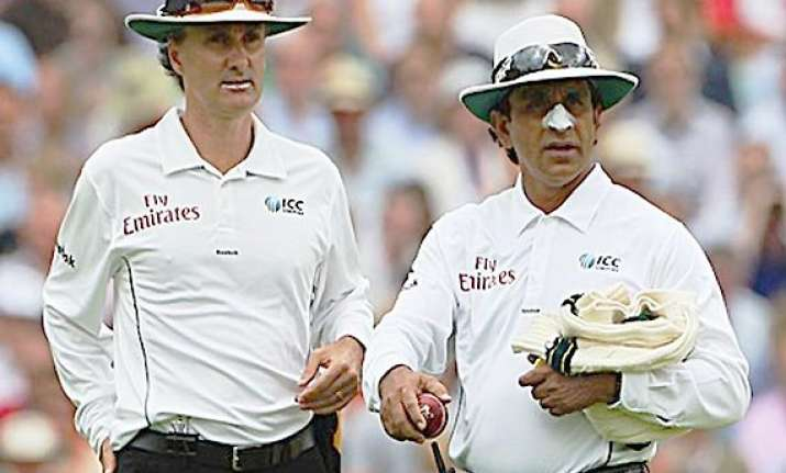 rauf bowden dropped from icc elite panel of umpires